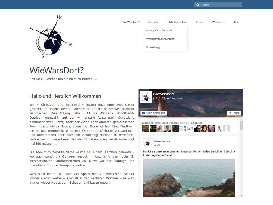 www.wiewarsdort.at